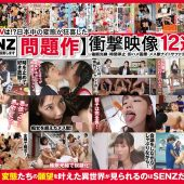 なんだこのAVは!?日本中の変態が狂喜した【SENZレーベル問題作】衝撃映像12連発!~催●光線・時間停止・即ハメ医療・メス獣ナイトサファリ・しゃぶりながら…~