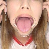 舌ベロフェチ ~歯磨き・口内・舌ベロ観察~ 森山なつか